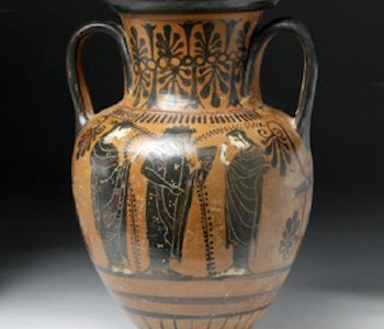 Artemis Gallery to Auction Superior-Quality Ancient, Asian & Ethnographic Art, April 12