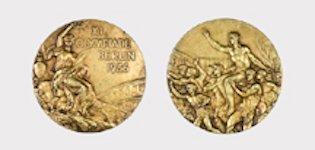 Grant Zahajko's June 24 Auction Aims high with 1936 Berlin Olympics US Basketball Gold Medal