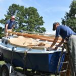 Chesapeake Bay Maritime Museum Charity Boat Auction