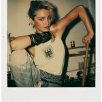 TROVE OF 66 ORIGINAL POLAROID PHOTOS TAKEN OF THE SINGER MADONNA IN 1983, AS SHE'S ON THE PRECIPICE OF FAME, ARE OFFERED FOR SALE, AT $350,000