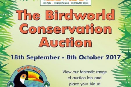 Birdworld Conservation Fund Auction