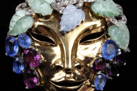 FIRST ANNUAL AUCTION FEATURING COSTUME JEWELRY PIECES FROM THE BRETT BENSON COLLECTION WILL BE HELD SEPT. 25th BY RIPLEY AUCTIONS