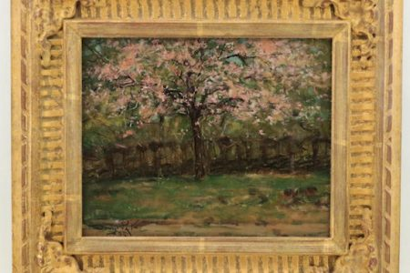PART 1 OF THE ESTATE OF NOTED FRENCH-TRAINED AMERICAN ARTIST JOHN DOUGLAS PATRICK (1863-1937), WILL BE SOLD IN AN ONLINE AUCTION, JAN. 15th