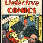 COPY OF DETECTIVE COMICS #29 (1939), AN EARLY BATMAN COVER BOUGHT AT A TAG SALE FOR $20, SOARS TO $53,675 AT WEISS AUCTIONS, FEBRUARY 14th & 15th