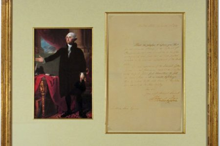 PRESIDENTIAL MEMORABILIA FROM ALL THE PAST U.S. PRESIDENTS WILL TAKE CENTER STAGE IN UNIVERSITY ARCHIVES ONLINE-ONLY AUCTION ON JUNE 20th