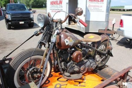 TWO-DAY, TWO-RING AUCTION DEDICATED TO AUTOMOTIVE & MOTORCYCLE MEMORABILIA AND PARTS WILL BE HELD JULY 24th-25th BY HENSLIN AUCTIONS