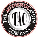 THE AUTHENTICATION COMPANY, LLC MARKS AND IDENTIFIES PETROLIANA, AUTOMOBILIA AND ADVERTISING ITEMS TO ENSURE THEIR ORIGINALITY AND AUTHENTICITY. IT WAS FORMED BY DAN MATTHEWS AND JOEY WHITESIDE