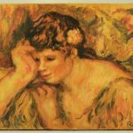 PAINTING BY PIERRE AUGUSTE RENOIR (Fr, 1841-1919) WILL BE AUCTIONED BY BRUNEAU & CO. AUCTIONEERS