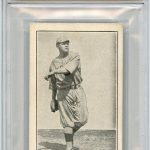 1921 BABE RUTH BASEBALL CARD COULD EXCEED SIX FIGURES IN SMALL TRADITIONS ONLINE AUCTION