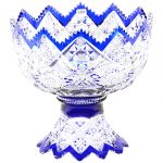 COLLECTION OF AMERICAN BRILLIANT CUT CLASS & BRILLIANT PERIOD CUT GLASS WILL BE AUCTIONED BY WOODY AUCTION