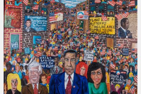 ARTWORKS BY PROMINENT AND IMPORTANT AFRICAN-AMERICAN ARTISTS WILL HEADLINE GRAY'S NEXT AUCTION