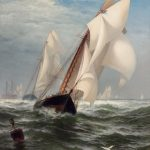STRONG RESULTS FOR AMERICAN PAINTINGS AT SHANNON'S AUCTION