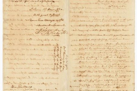 ITEMS PERTAINING TO SOME OF THE GREATEST FIGURES IN HISTORY CAN BE PURCHASED IN TIME FOR THE HOLIDAYS IN UNIVERSITY ARCHIVES AUCTION