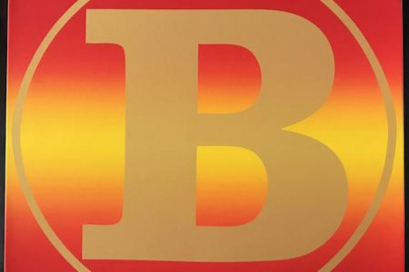 ROBERT INDIANA'S LETTER 'B' ACRYLIC ON CANVAS PAINTING, ONE OF THREE KNOWN, PLUS PIECES BY PHILIP AND KELVIN LAVERNE, WILL HIGHLIGHT WEISS AUCTION IN LYNBROOK, N.Y