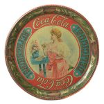 Original Coca-Cola Memorabilia Headlines  Michaan's February Collectibles and Ephemera Memorabilia Sale