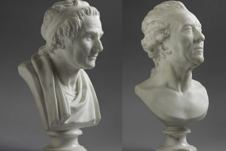 COTTONE AUCTIONS FINE ART & ANTIQUES AUCTION WILL BE LED BY LOVELY TIFFANY LAMPS AND SCULPTURES BY JEAN-ANTOINE HOUDON
