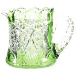 AMERICAN BRILLIANT CUT GLASS AUCTION PACKED WITH MANY BEAUTIFUL EXAMPLES WILL BE HELD BY WOODY AUCTION IN DOUGLASS, KAN.