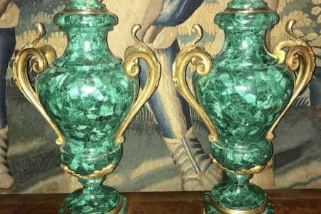 THE LIFETIME COLLECTION OF SANDRA CLEMENTS, THE REVERED ANTIQUES DEALER, AUCTIONEER AND INTERIOR DESIGNER, WILL BE HELD APRIL 27th-29th BY J. GARRETT AUCTIONEERS, ONLINE AND AT THE GALLERY IN DALLAS, TEX.