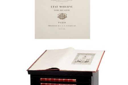 ANDREW JONES AUCTIONS ACHIEVES A WORLD RECORD PRICE FOR A RARE ANTIQUE EGYPTOLOGY BOOK AT A DESIGN FOR THE HOME & AUCTION SALE