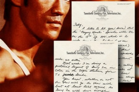 UNIVERSITY ARCHIVES JUNE 26th ONLINE-ONLY AUCTION WILL FEATURE ITEMS SIGNED BY BRUCE LEE, AL CAPONE, KING EDWARD IV, ALBERT EINSTEIN, MORE