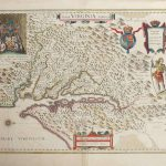 SINGLE-OWNER COLLECTION OF RARE AND HISTORICAL MAPS WILL BE SOLD IN A TWO-PART ONLINE-ONLY AUCTION BY CRESCENT CITY AUCTION GALLERY