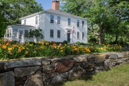 THE CONTENTS OF THE MURRAY HOUSE IN EAST BOOTHBAY, MAINE WILL BE SOLD ON-SITE, BY JOHN McINNIS AUCTIONEERS