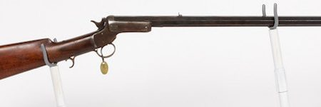 AROUND 2,400 ANTIQUE FIREARMS FROM THE LIFETIME COLLECTION OF J. M. DAVIS WILL BE SOLD OVER A 3-DAY PERIOD IN CLAREMORE, OKLA