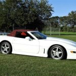 1994 CORVETTE GREENWOOD G350SC ROADSTER AND AN OIL SEASCAPE BY RICHARD K. LOUD WILL CO-HEADLINE BRUNEAU & CO's AUCTION
