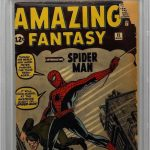 VINTAGE COMIC BOOKS FEATURING SPIDER-MAN, BATMAN, THE X-MEN, MANY OTHERS WILL BE IN BRUNEAU & CO.'s COMIC & TOY AUCTION