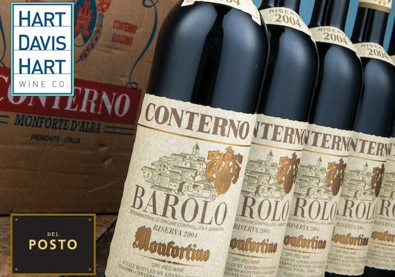 The Del Posto Collection of Italian Wine to be Auctioned by Hart Davis Hart
