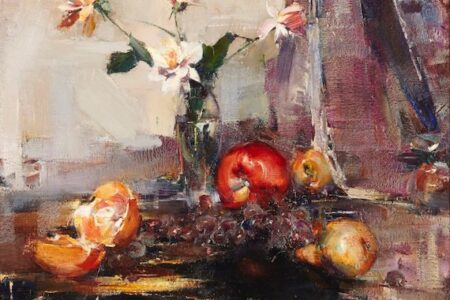 NICOLAI FECHIN PAINTING MAKES $262,500 IN ANDREW JONES DESIGN FOR THE HOME & GARDEN SALE