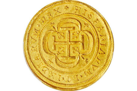 Mexican Gold Coin Auctions for $312,000