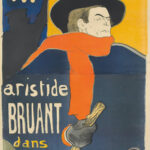 PAI's 81st Rare Posters Auction LXXXI on July 21 earns $1.3M; Belle Epoque icons Mucha and Toulouse-Lautrec prevail