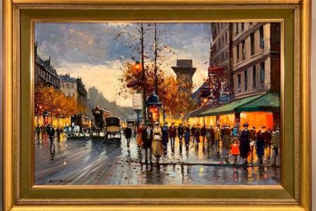 NEUE AUCTIONS FINE ART & ANTIQUES ONLINE AUCTION HAS TRADITIONAL ART AND ANTIQUES, SILVER, JEWELRY, FURNISHINGS, MORE