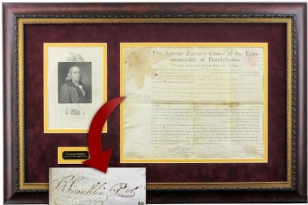 ITEMS SIGNED BY MAO ZEDONG, EDGAR ALLAN POE AND ALBERT EINSTEIN WILL HEADLINE UNIVERSITY ARCHIVES AUCTION