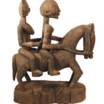500 GALLERY ANNOUNCES ONLINE AUCTION OF AFRICAN TRIBAL ART – 60 LOTS FROM A SINGLE-OWNER COLLECTION