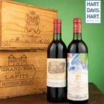 Hart Davis Hart Opens Fall Season with $11.1 Million Wine Auction
