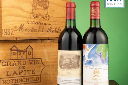 Hart Davis Hart Opens Fall Season with $11.1 Million Wine Auction