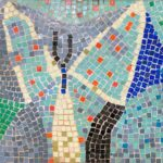 MOSAIC TABLETOP TILE BY ROY LICHTENSTEIN REACHES $36,900 IN NEUE AUCTIONS ONLINE FINE ART & ANTIQUES AUCTION