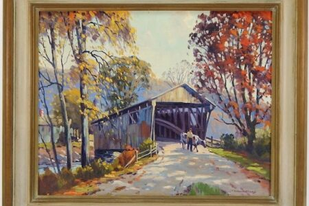 BRUNEAU & CO. AUCTIONEERS TO HOLD ONLINE-ONLY FALL ANTIQUES & FINE ART AUCTION