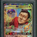 RARE POKEMON BLACK STAR TRADING CARD, ONE OF ONLY 60 MADE, SOARS TO $50,600 IN WEISS AUCTIONS ONLINE SALE