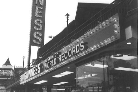 GUINNESS MUSEUM OF WORLD RECORDS ITEMS FOR ONLINE SALE BY RIPLEY AUCTIONS