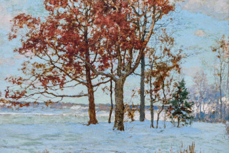 SHANNON'S WINTER ONLINE FINE ART AUCTION INCLUDES 123 LOTS OF FINE PAINTINGS, DRAWINGS, PRINTS AND SCULPTURE