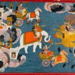 INDIAN ARTIST PURKHU OF KANGRA PAINTINGS TO HEADLINE NEUE AUCTIONS INTERNET SALE