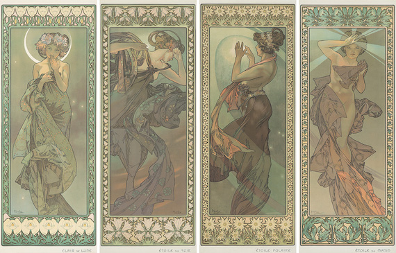 PAI's 84th Rare Posters Auction LXXXIV on July 20th totals $1.9M in sales; Mucha steals the show