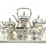 FIVE OF THE TOP TEN LOTS IN NEUE AUCTIONS ONLINE SUMMER ESTATES AUCTION WERE SILVER
