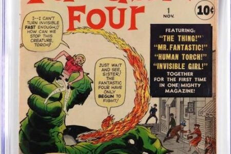 BRUNEAU & CO. AUCTIONEERS' SEPTEMBER COMIC, TCG AND TOY AUCTION COULD BE THEIR BEST POP CULTURE AUCTION