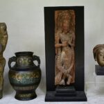 ASIAN ANTIQUES FROM THE LIVING ESTATE OF MR. RICHARD S. RAVENAL WILL HEADLINE ESTATEOFMIND'S 2-SESSION AUCTION