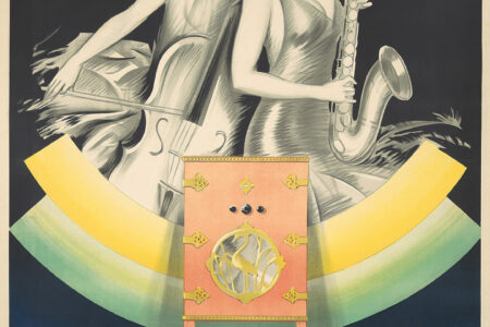 Poster Auctions International's Rare Posters Auction #85 will be held Nov. 14, live and online