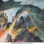 Heritage auction going to present first-ever game of thrones art in auction